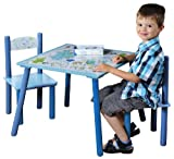 Kesper 17721 1 Kindertisch mit 2 Stühlen