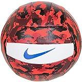 Nike Skills Mini - Balón de Voleibol, Color Rojo/Blanco, tamaño 3