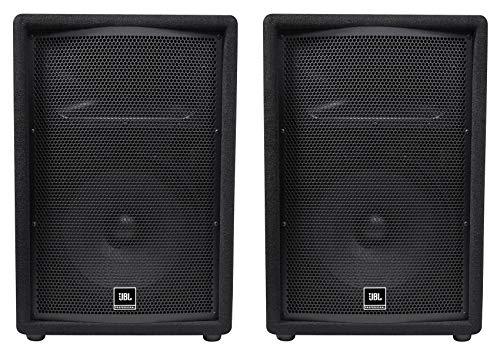 (2) JBL Pro JRX212 12' 2000w Professional Passive PA/DJ Speakers 8 Ohm JRX 212
