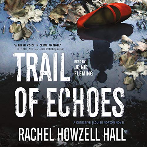 Trail of Echoes audiobook cover art