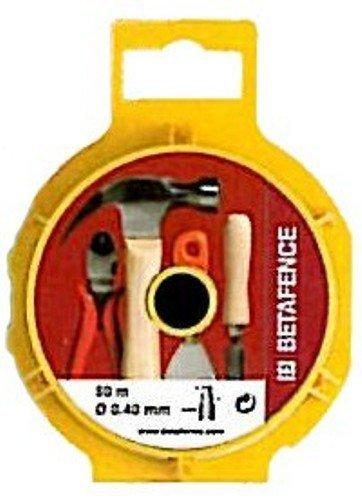 Brico Betafence 161010 bobines, zinc, 24 x 50 mm 1