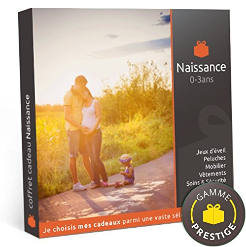 Coffret Naissance 0-3 ans (Gamme Prestige)