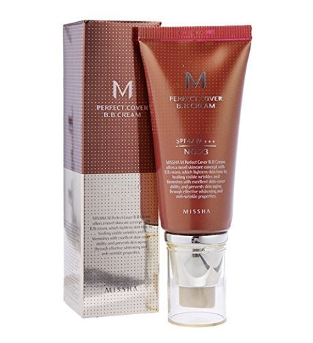Missha (Misya) M Perfect Cover Bb Cream No. 23 Spf42 Pa + + 50Ml