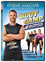 Extreme Makeover Weight Loss Edition: Bootcamp [DVD] [Import]