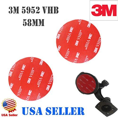 3MVHB 2X 58MM Round Double Sided VHB 5952 Rapid rise 3M Foam Tape Adhesive Spasm price