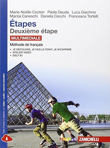 Étapes. Méthode de français. Per le Scuole superiori. Con e-book. Con espansione online (Vol. 2)