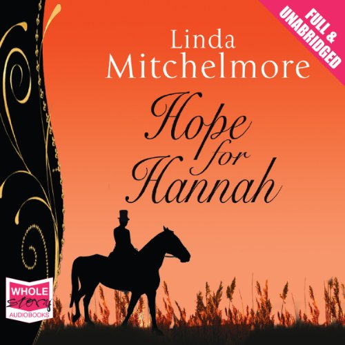 Hope for Hannah audiobook cover art