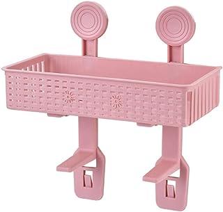Support de rangement pour salle de bain Étagère de rangement de salle de bain Garde robes en plastique Cuisine Rangement d...