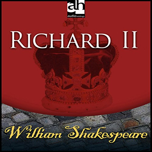 The Tragedy of King Richard the Second audiobook cover art