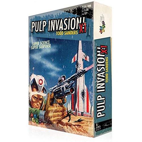 Pulp Invasion: X1 juego de mesa en italiano