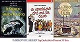PAOLO VILLAGGIO Best Drama (Io Speriamo Che Me La Cavo - Il Segreto Del Bosco Vecchio - La Voce Della Luna)
