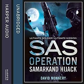 Samarkand Hijack (SAS Operation) cover art