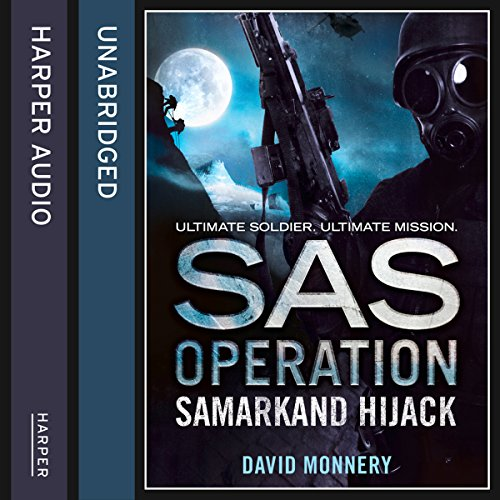 Samarkand Hijack (SAS Operation) audiobook cover art