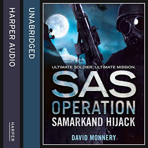 Samarkand Hijack (SAS Operation) audiobook cover art