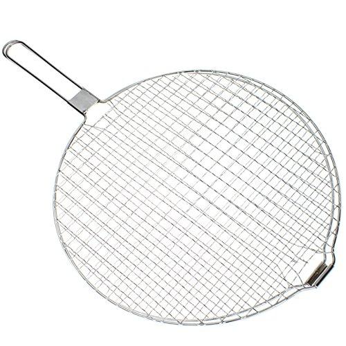 SPARES2GO Opvouwbaar rooster & roosterrek voor Zanussi Oven Kookplaat