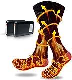 YOYOSO Heated Socks for Men Women Rechargeable Washable, Winter...