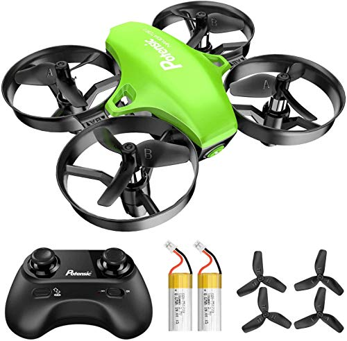 Potensic Mini Drone RC Helicopter Quadcopter...