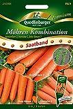 Quedlinburger 292908 Möhren früh mittel spät (SB-Möhrensamen)