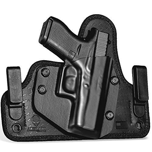 Alien Gear holsters Holster for a Glock – 43 Cloak Tuck 3.5 IWB Hoslter (Right Hand)