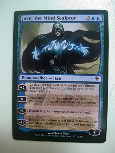 Magic: the Gathering - Jace, The Mind Sculptor - Worldwake