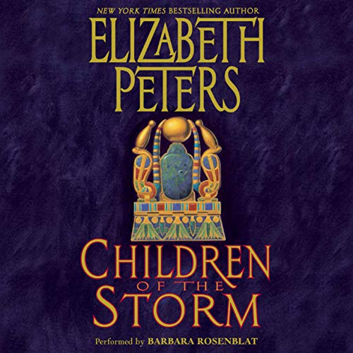 Children of the Storm  By  cover art