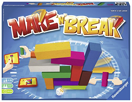 Ravensburger 267651 Make `N Break, 96+ mnd