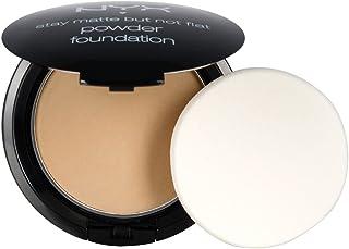 Nyx Professional Makeup Base Maquillaje En Polvo Stay Matte Not Flat, Tono  7.5 g