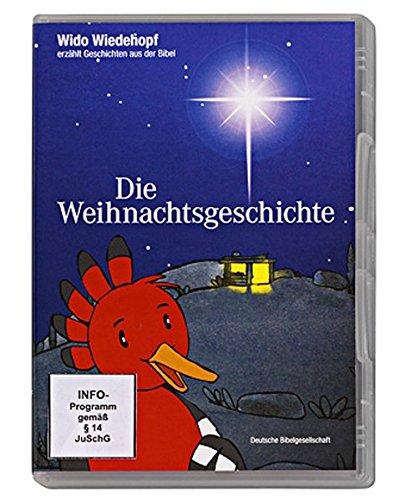 Wido Wiedehopf erzählt Geschichten aus der Bibel: Die Weihnachtsgeschichte