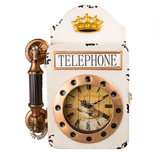 teléfono vintage pared fabricante Creative Home