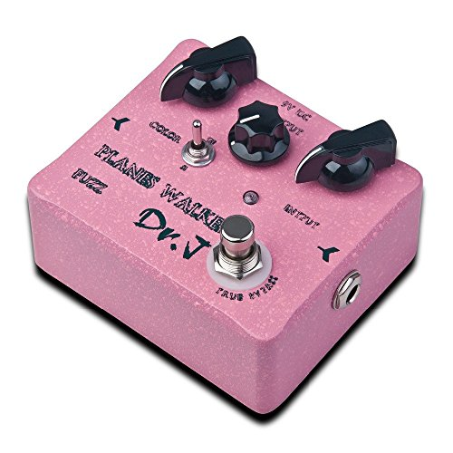 Dr.J D-56 Planes Walker Fuzz Distortion Guitar Effects Pedal