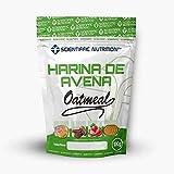 Harina De Avena 1 Kg - Scientiffic Nutrition, GALLETA MARIA