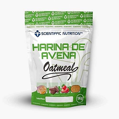 Harina De Avena 1 Kg - Scientiffic Nutrition, NEUTRO SIN SABOR