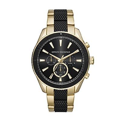 Armani Exchange Herren Analog Quarz Uhr mit Edelstahl Armband AX1814 zu einem TOP Preis.