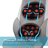 Zoom IMG-2 homedics shiatsumax sedile massaggiante shiatsu