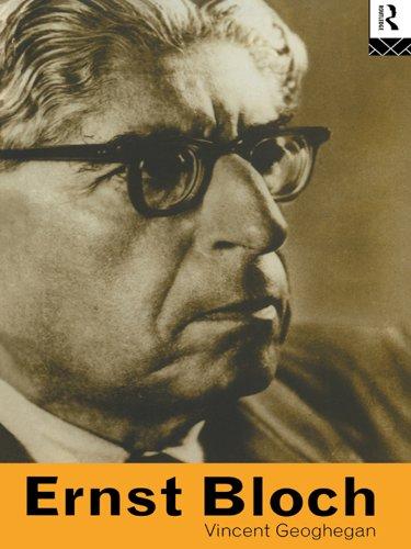 Ernst Bloch (English Edition)