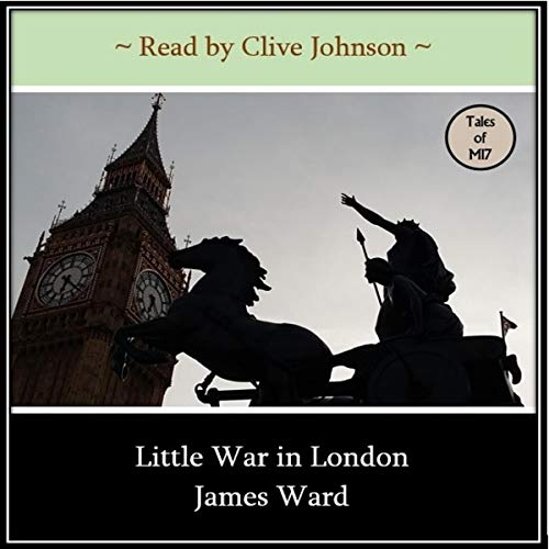 Little War in London cover art