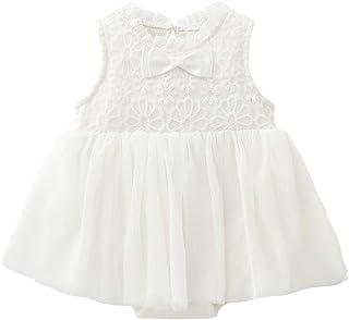 Tama/ño: 3M-24M Jaysis Vestidos de Fiesta ni/ña Casual Vestidos de Tul para Beb/és Ropa Impresa Camisa Corta Vestido de Muchacha Encantadora Ropa de beb/é Ni/ña Faldas Bonita