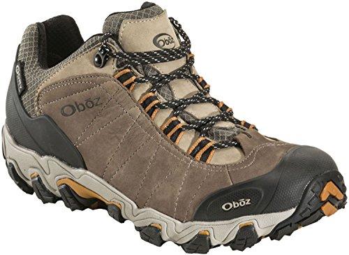 Oboz Men's Bridger BDry Hiking Shoe,Walnut,US 14 M