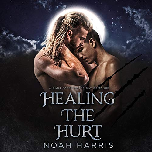 Healing the Hurt audiobook cover art