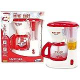 Cafeteira Mini Chef Xalingo Vermelho Pequeno