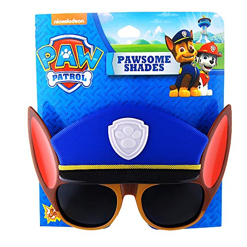 Costume Sunglasses Paw Patrol Chase Sun-Staches Party Favors UV400