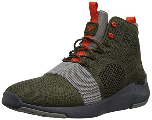 Creative Recreation Men's modica Sneaker, Military Grey, 9.5 D US