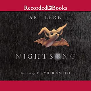 Nightsong audiobook cover art