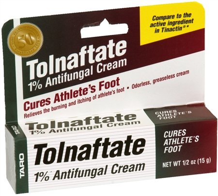 of athletes foot creams dec 2021 theres one clear winner TOLNAFTATE CREAM 1 Percent TAR Size- 15 GM