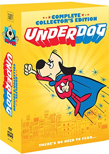Underdog: The Complete Series - Collector's Edition [DVD]