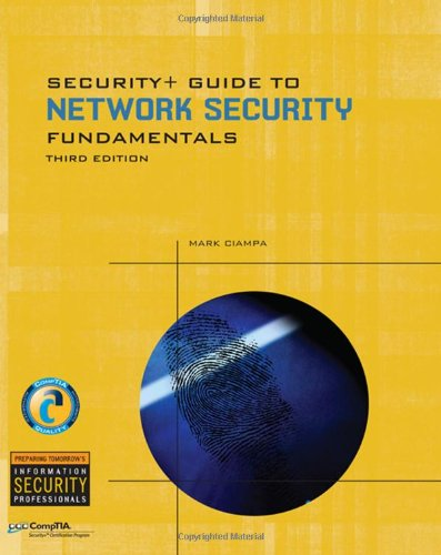 Security+ Guide to Network Security Fundamentals (Cyber Security)