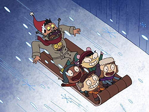 Costume Quest - Christmas Special