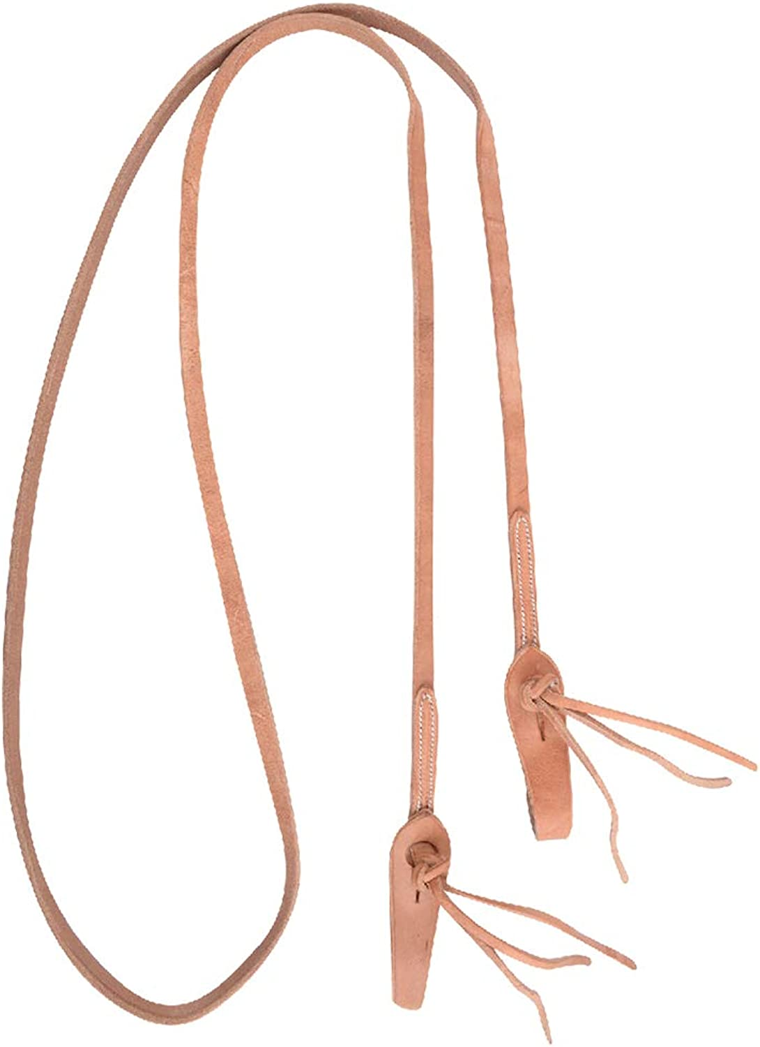 Roping Rein 5 8  Harness Qc Button Knot