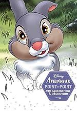 Points à relier Disney Animaux de Jérémy Mariez