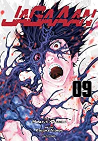 Jagaaan, tome 9 par Muneyuki Kaneshiro